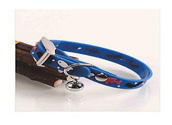 Περιλαίμιο PVC Blue Fish