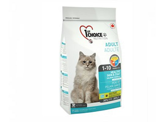 1St Choice Adult – Healty Skin & Coat, Salmon Formula