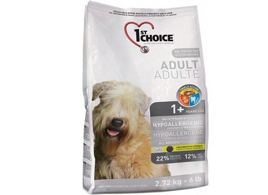 1St Choice Adult – Hypoallergenic