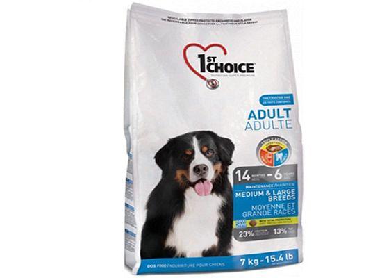 1St Choice Adult – Medium Large Breeds