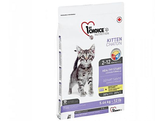 1St Choice Kitten 2-12 Months
