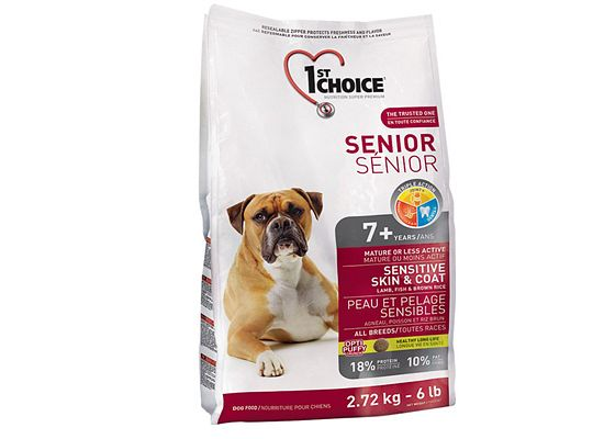 1St Choice Senior – All Breeds