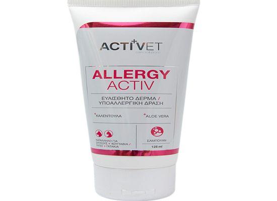 Activet ALLERGYACTIV shampoo