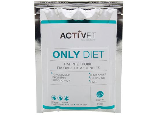 Activet Only Diet