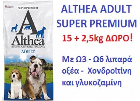 Althea Adult – 15kg