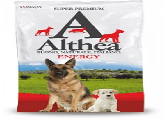 Althea Energy. Super Premium.