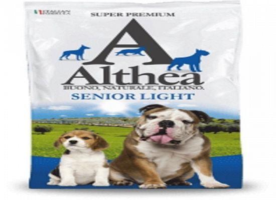 Althea Senior / Light σκύλος   τροφή σκύλου   ξηρά τροφή σκύλου