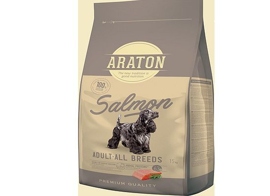Araton Adult Salmon All Breeds