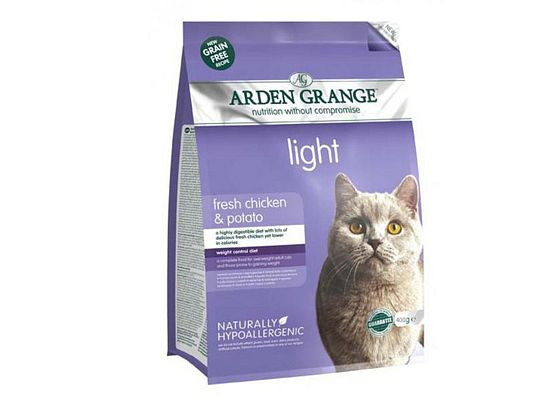 Arden Grange Adult – Light, Fresh Chicken & Potato – Grain Free