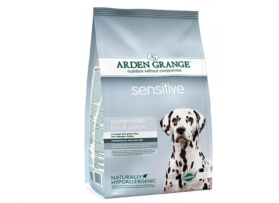 Arden Grange Sensitive – Ocean White Fish and Potato
