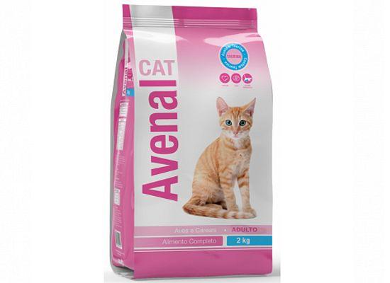 Avenal CAT CARNE – 20KG