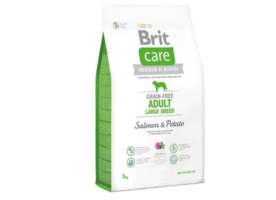 BRIT CARE Adult Large breed Grain free