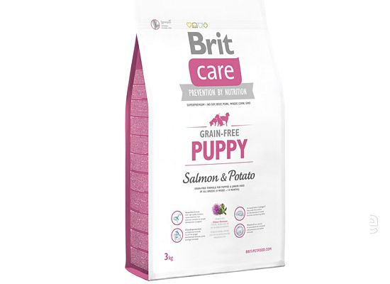BRIT CARE Puppy Grain free