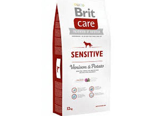 BRIT CARE Sensitive Venison potato