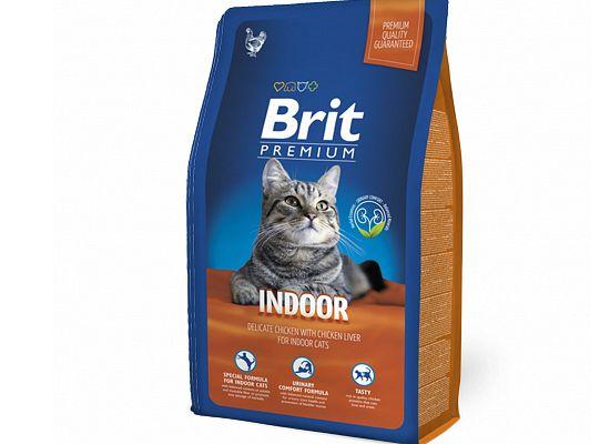 4c9bbc626b1c BRIT PREMIUM BY NATURE INDOOR CAT - PetShop4u.gr - Online Petshop