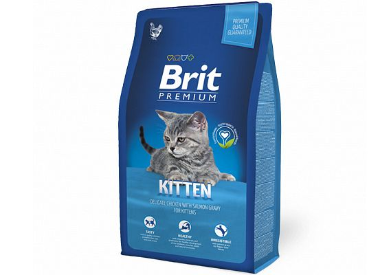 BRIT PREMIUM BY NATURE KITTEN – BABY