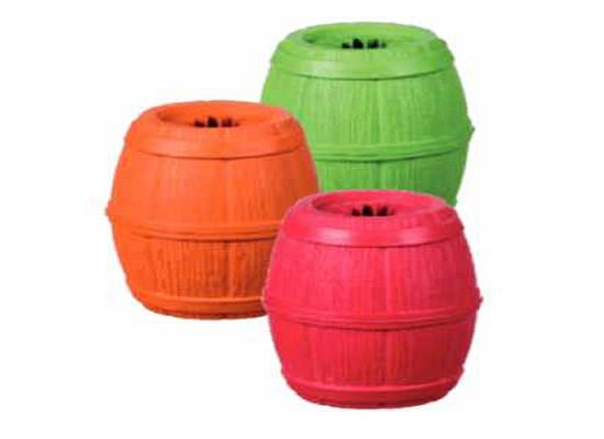 Barry king Rubber Barrel