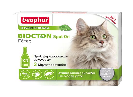 Beaphar Biocton Spot-On Cat