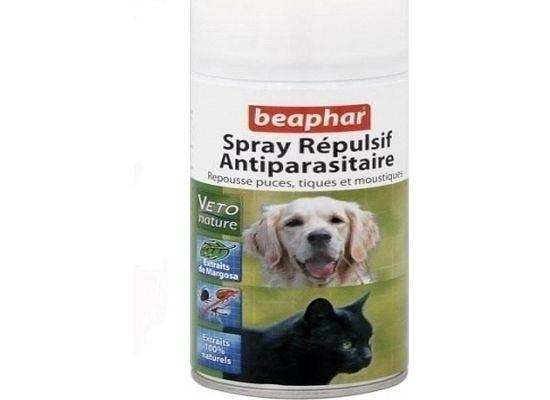 Beaphar Biocton Spray – Βιοκτόνο αντιπαρασιτικό σπρέι