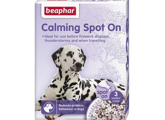 Beaphar No stress calming spot on