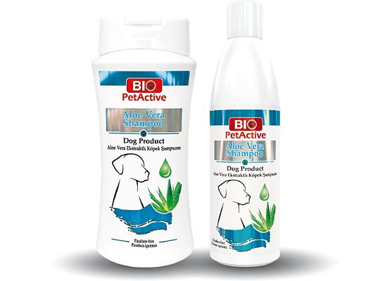 Bio petactive Aloe Vera Shampoo for Dogs