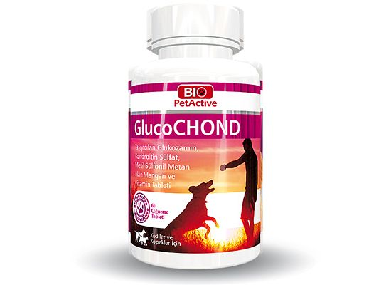 Bio petactive GlucoCHOND Joint Strengthening for Cats and Dogs