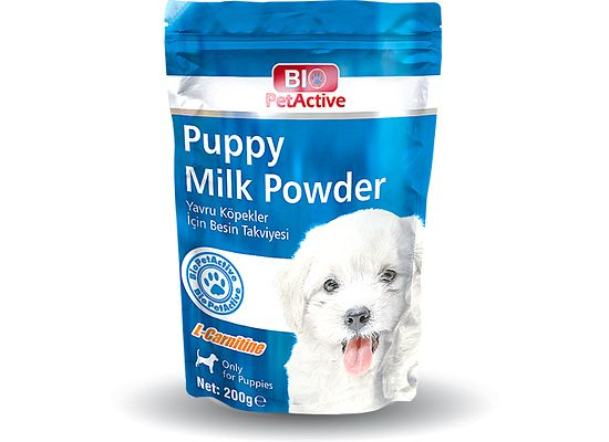 Bio petactive Puppy Milk Powder Nutritional Supplement for Puppies