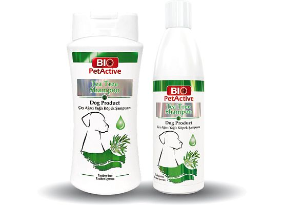 Bio petactive Tea Tree Shampoo for Dogs