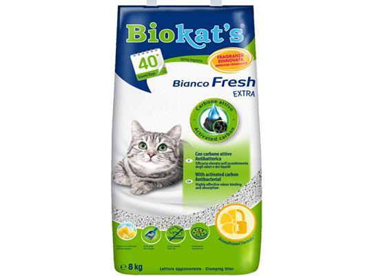 Biokat's Bianco Fresh Extra.
