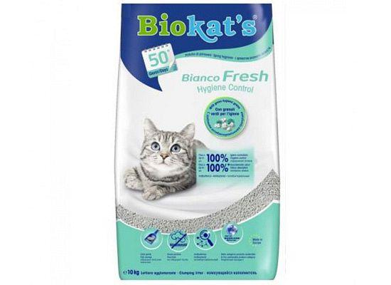 Biokat's Bianco Fresh Hygiene Control.