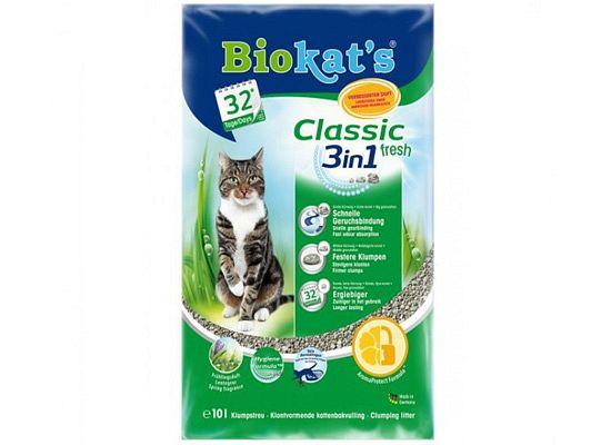 Biokat's Classic 3 in1 Cotton Blossom