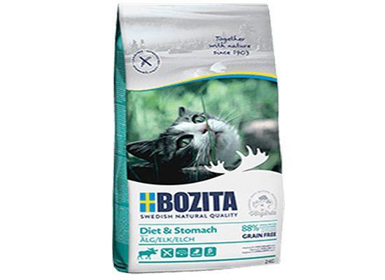 Bozita Diet & Stomach με ελάφι.