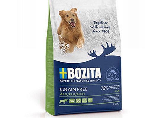 Bozita Grain Free ELK Ελάφι