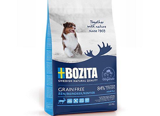 Bozita Grain Free Reindeer plus Τάρανδος.