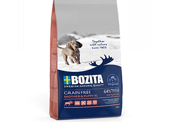 Bozita Mother & Puppy ELK Ελάφι Grain Free large breeds