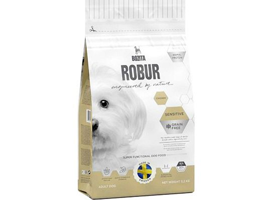 Bozita Robur Sensitive Grain Free Κοτόπουλο