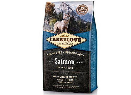 Brit Carnilove. Salmon Formula Adult