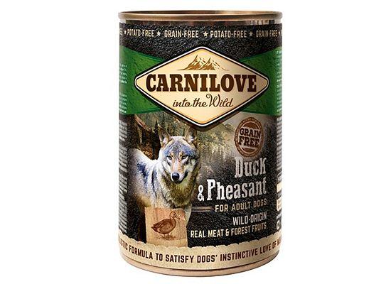 Brit Carnilove Κονσέρβες – Grain Free – 400gr