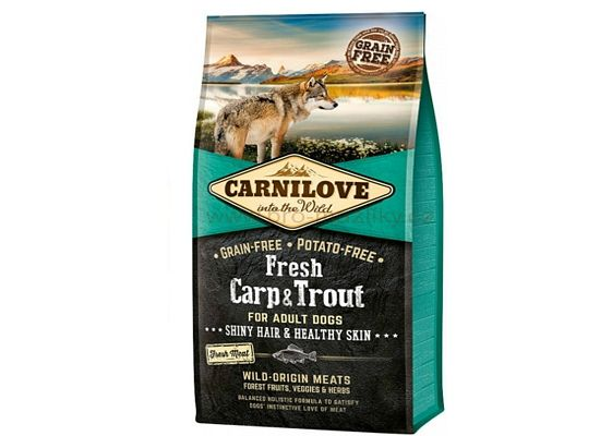 Brit Carnilove Fresh Carp & Trout