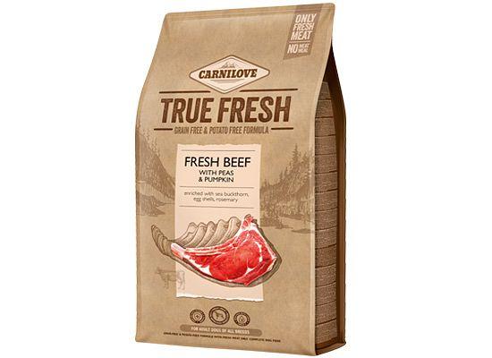 Brit Carnilove True Fresh BEEF