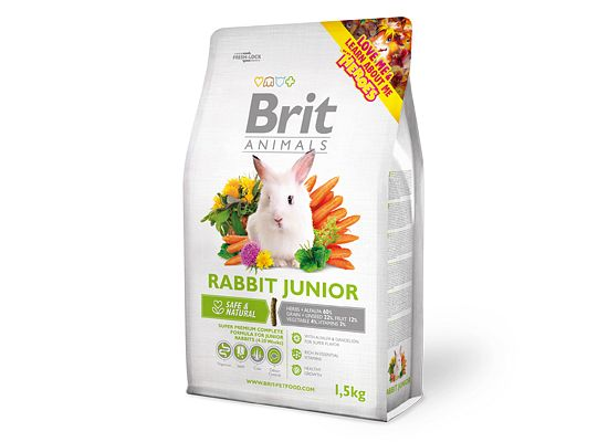 Brit Animals RABBIT JUNIOR
