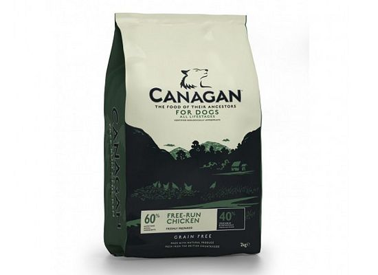 Canagan Canagan Free – Run Chicken for Dogs