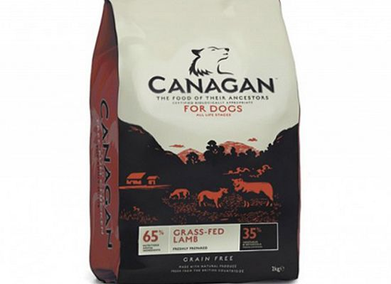 Canagan Canagan Grass Fed Lamb for Dogs