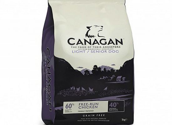 Canagan Canagan Light – Senior