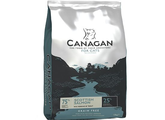 Canagan Scottish Salmon For Cats