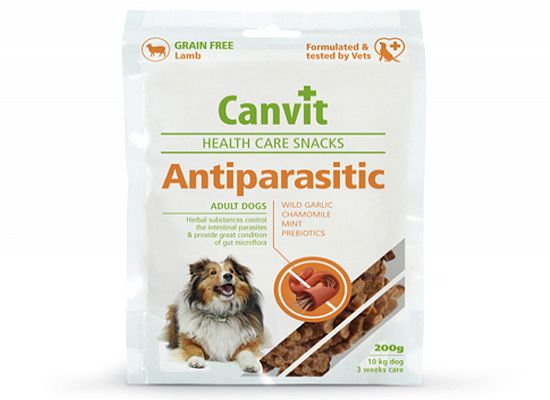 Canvit Antiparasitic snack