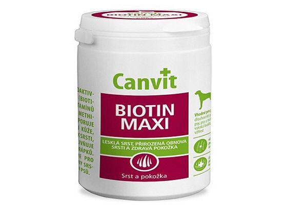 Canvit Biotin Maxi άνω των 25kg