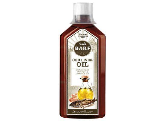 Canvit COD LIVER OIL