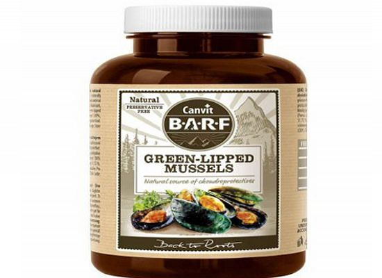 Canvit Green Lipped mussel