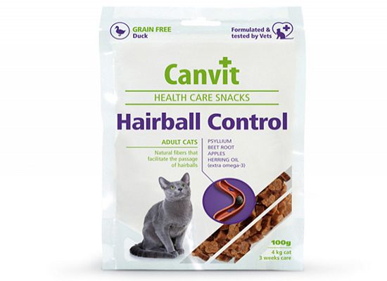 Canvit Hairball Control